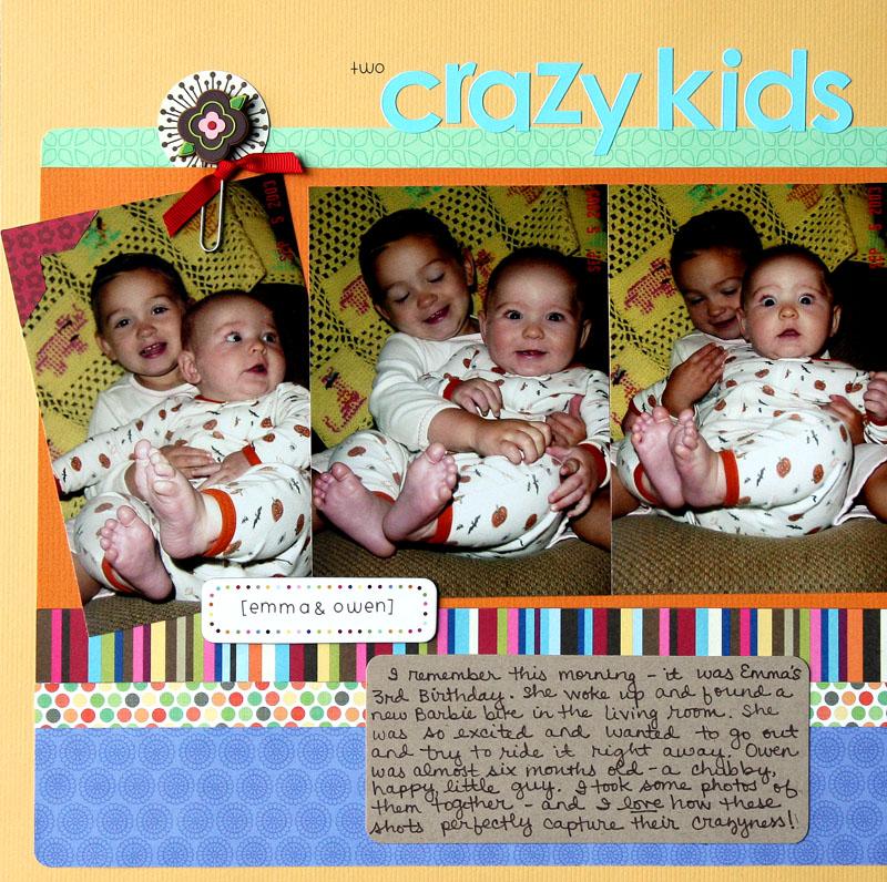 SR July 08 crazy kids