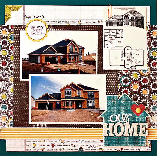 SR Sep 08 our home