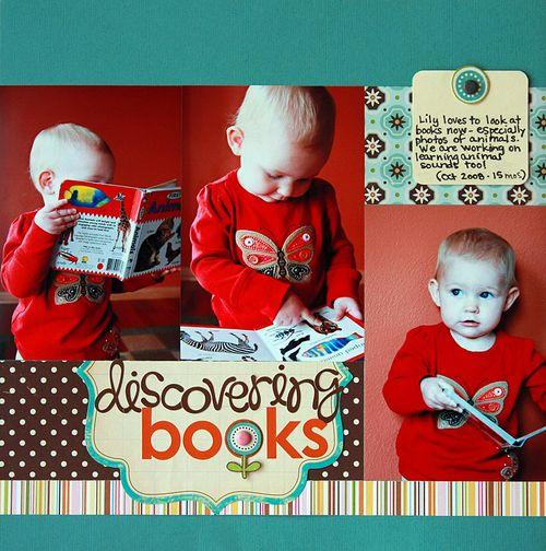 SR Nov 08 discovering books