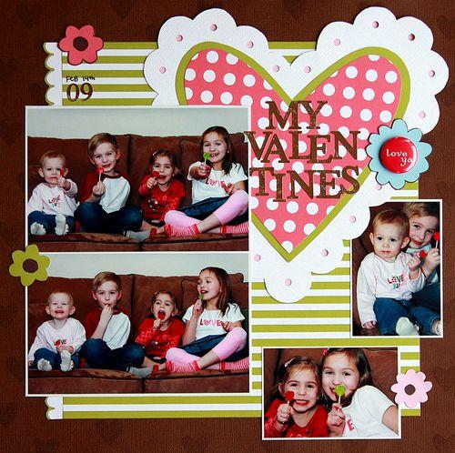 SR March valentines